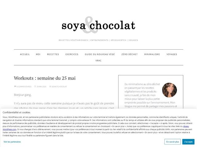 Soya & Chocolat