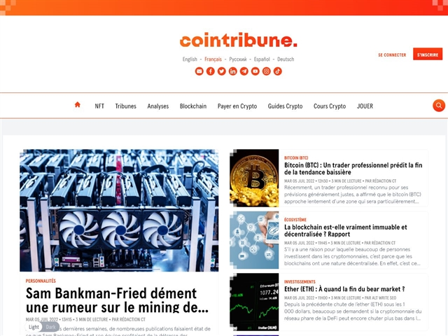 The Coin Tribune