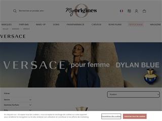 Origines Parfums : Versace