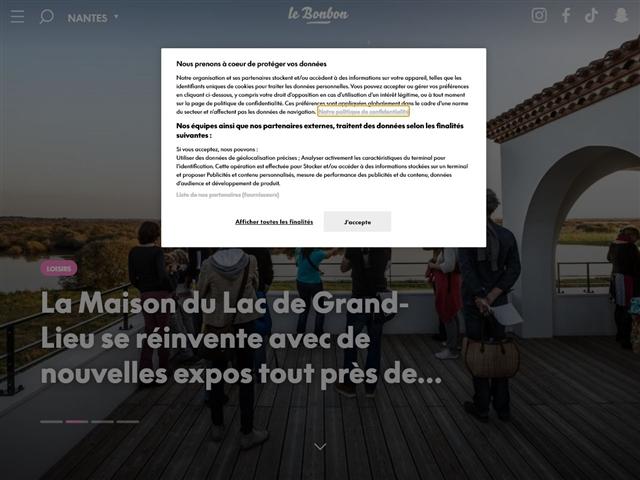 Le Bonbon : Nantes