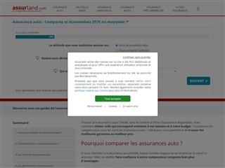 Assurland : assurance auto