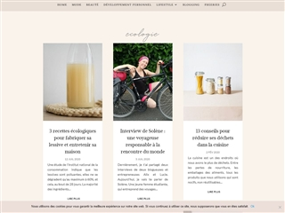 Mademoiselle Laura : Écologie