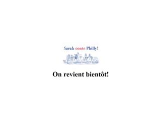 Sarah conte Philly