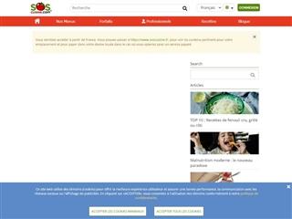 SOS Cuisine : Cuisines du Monde