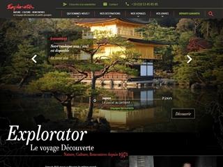 Explorator - Le Voyage Découverte
