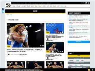 Sport 365 : Boxe