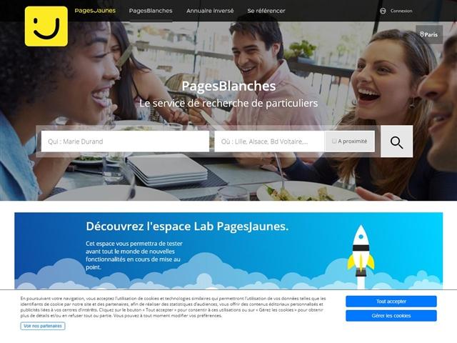 QuiDonc - Pages Jaunes