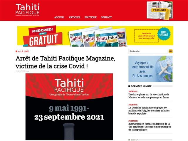 Tahiti Pacifique
