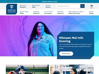 Université de Auckland