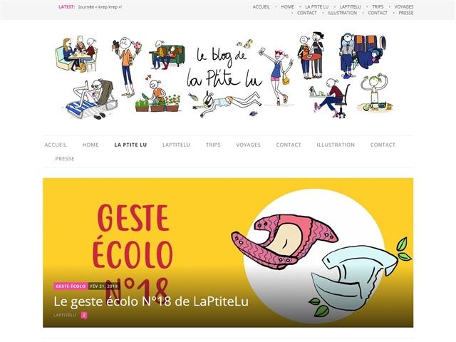 Le Blog de la P'tite Lu : Eco Tips