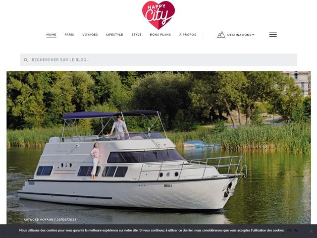 Happy City Blog