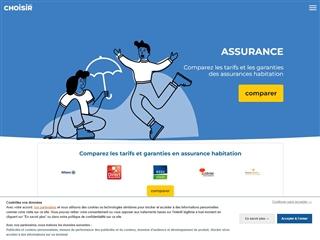 CHOISIR : assurance