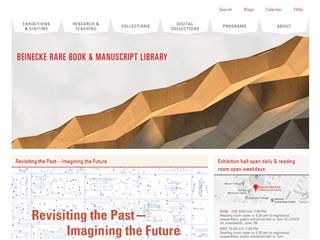 Bibliothèque de livres rares et de manuscrits Beinecke