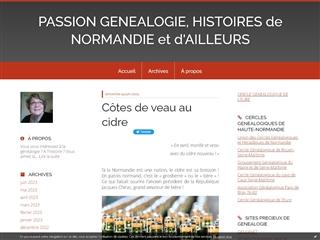 Passion Généalogie Normande