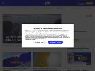 BFM : Paris