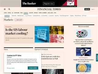 Financial Times : Markets