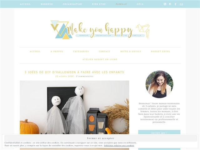 Make you Happy : Famille