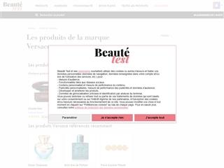 Beauté-Test : Versace