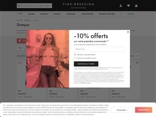 Videdressing.com : Domyos