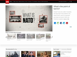 CNN : vidéo