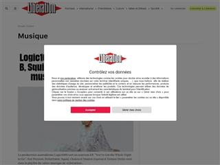 Libération : Musique