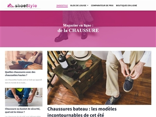 Shoestyle