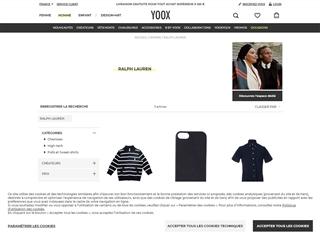 Yoox : Ralph Lauren