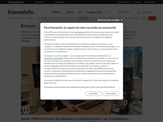 FranceTV Info : Bitcoin