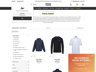 Yoox : Fred Perry