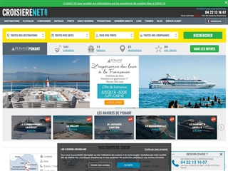 Croisière Net : PONANT Croisières