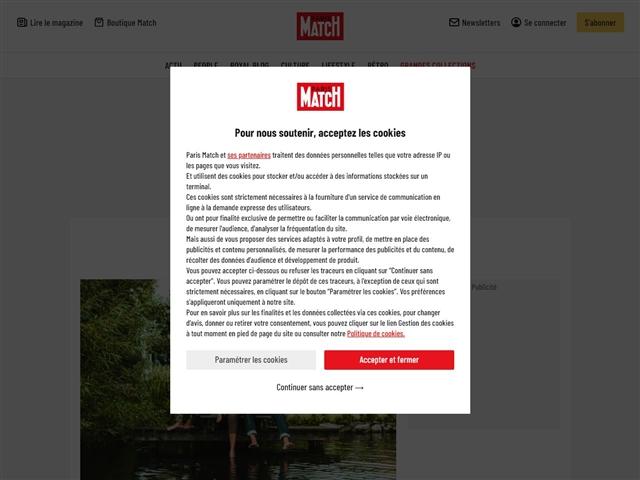 Paris Match : Argent