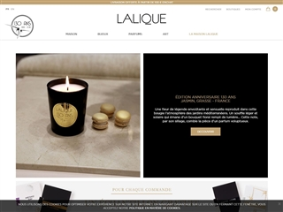 Lalique : Parfums