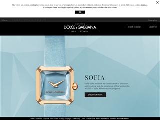 Dolce & Gabanna : Montres