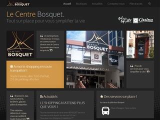 Centre commercial Bosquet (Pau)