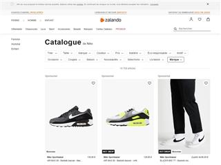Zalando : Nike