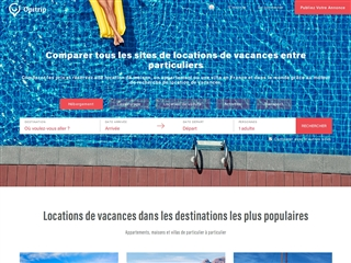 Opitrip : location appartements de vacances