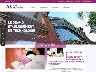 École Nationale Supérieure d'Arts et Métiers (ENSAM)