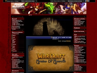 World of Warcraft Alliance