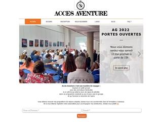 Accès Aventure