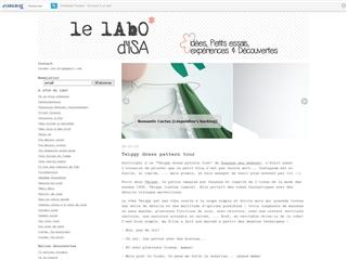 Le Labo* d'Isa