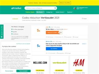 Ma-reduc.com : Vertbaudet