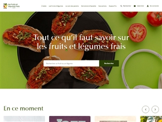 Les Fruits et Légumes Frais - Interfel
