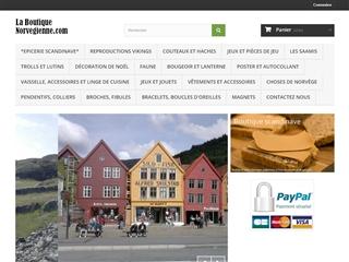 La boutique norvégienne