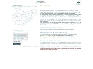 Tarn-et-Garonne (82) - Archives départementales