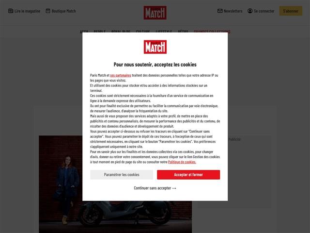 Paris Match : Auto Moto
