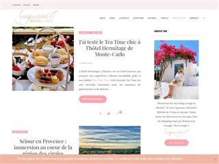 Capucine : Côte d'Azur