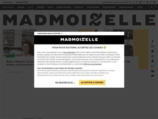 Madmoizelle : Mode