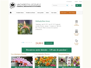 Vente en ligne pour le jardin et le jardinage for Boutique jardinage en ligne