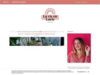 La Vie en Lucie : Cuisine