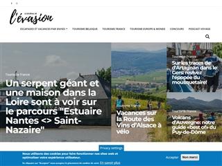LeJournaldel'Evasion.be